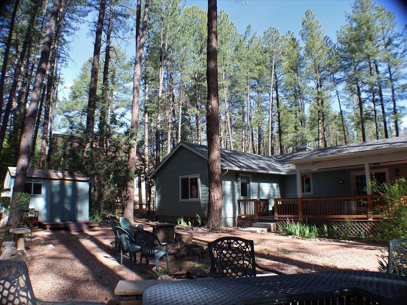 Whispering Pines Getaway, vacation rental in Pine
