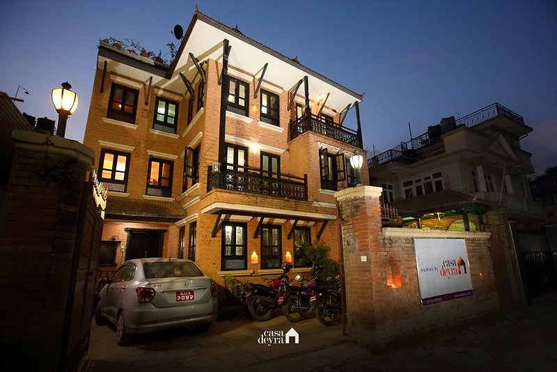Kathmandu Heritage Home(Traditional Charm), location de vacances à Katmandou