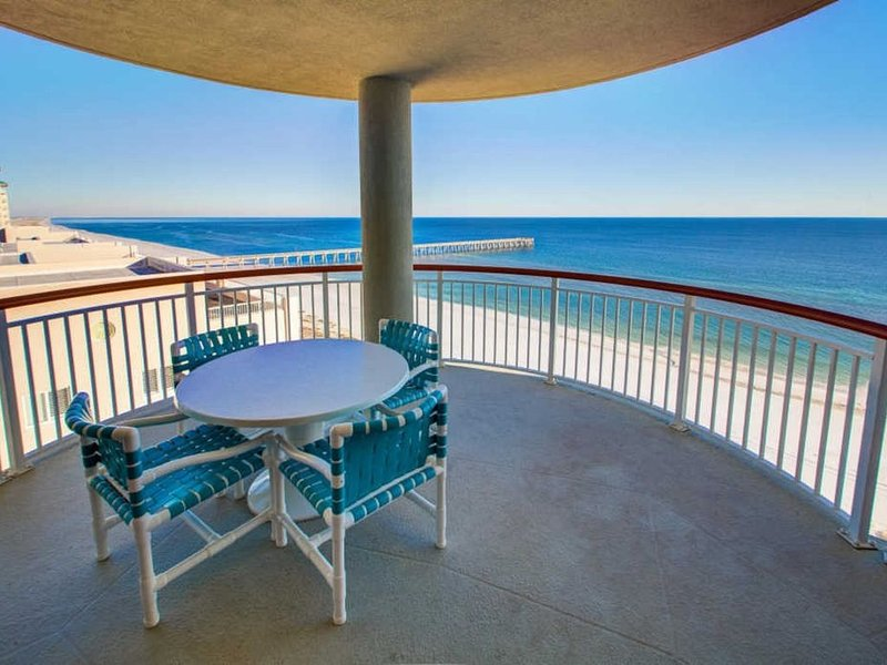 Amazing Views: Gulf Front with Free Beach Service (Mar - OCT), vacation rental in Navarre