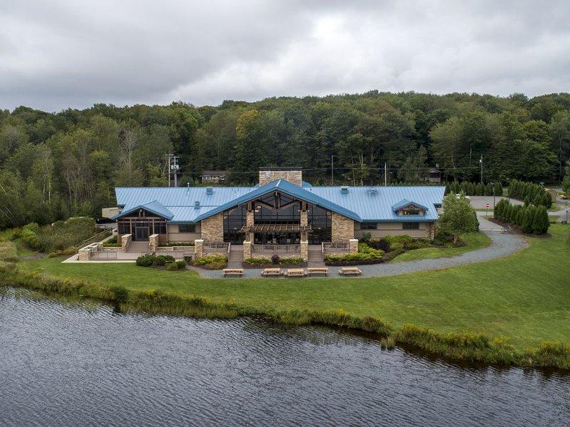 Main Lodge - Lake Side