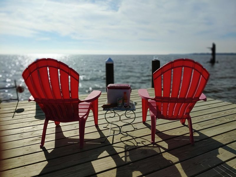 WATERWINDS. 30% discount for week long stays in January and February, vacation rental in Edenton