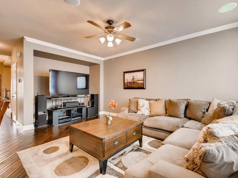 Boutique Luxury  Comfort with lots of amenities, holiday rental in Coppell