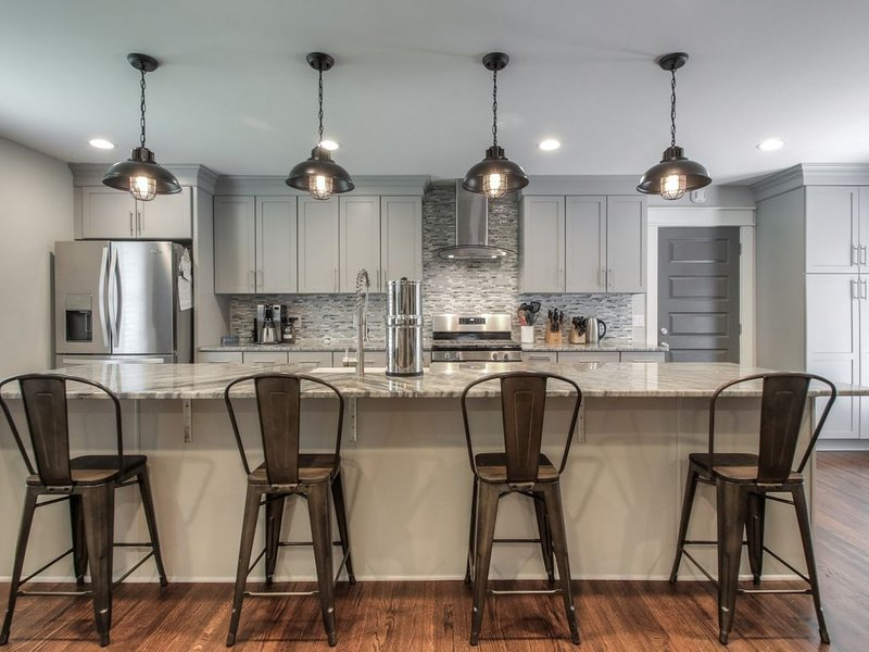Modern Style Ranch Home in Nashville, vacation rental in Brentwood