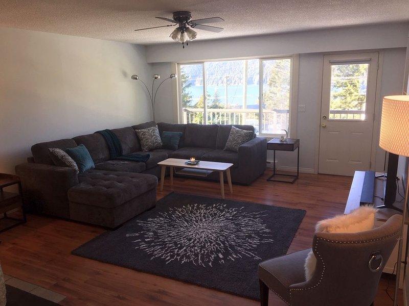 Driftwood Escape West Coast Home, vacation rental in Port Renfrew