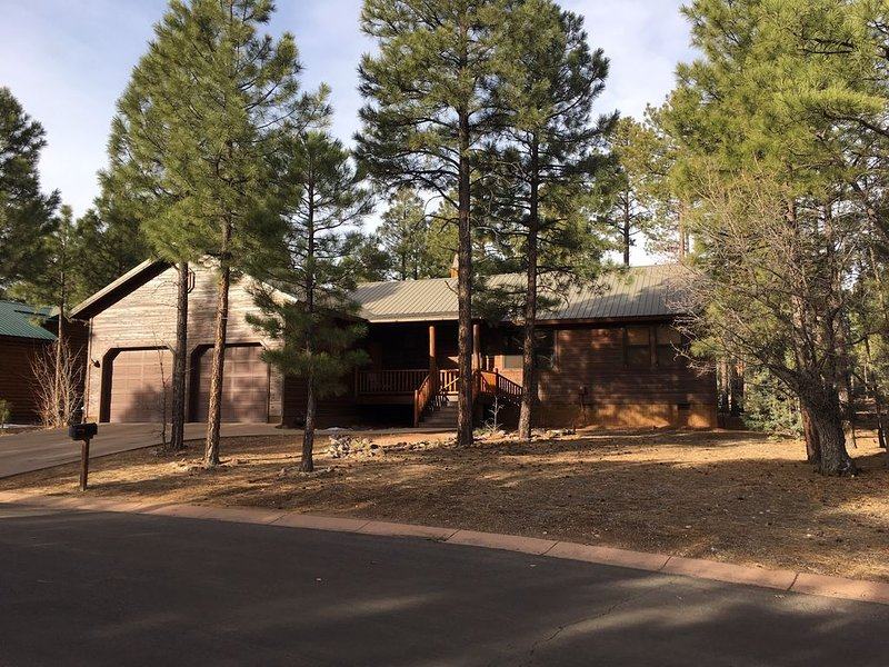 Torreon Cabin Sleeps six. Pet friendly., holiday rental in Show Low