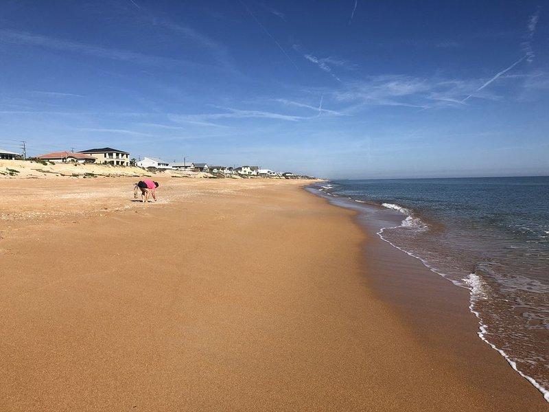 Playas despobladas