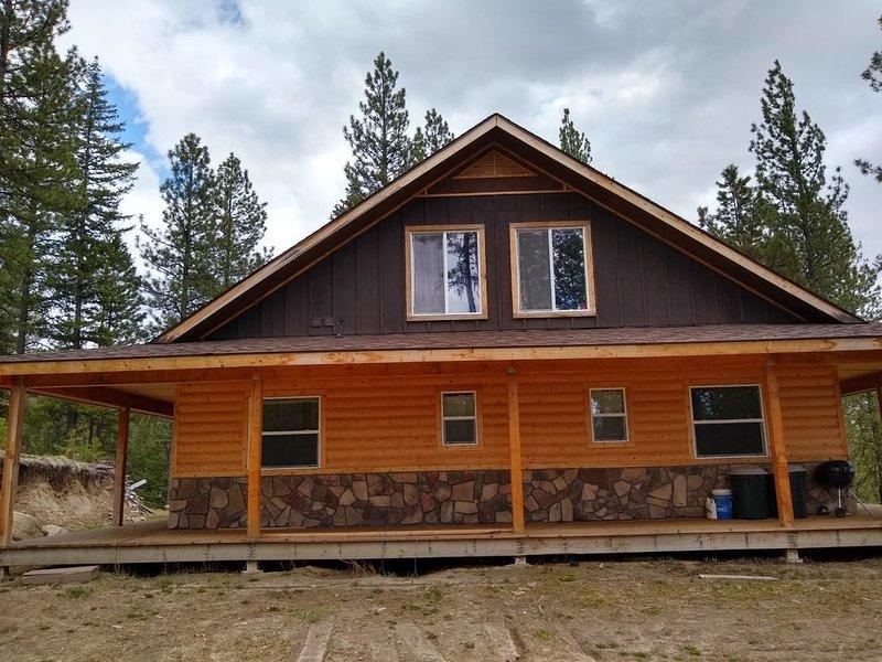 Secluded Mountain Retreat, location de vacances à Lake Fork