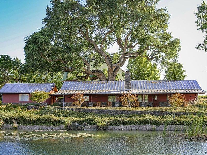 'Bianchi Winery's Enchanting Ranch Style Vineyard home', alquiler vacacional en Shandon