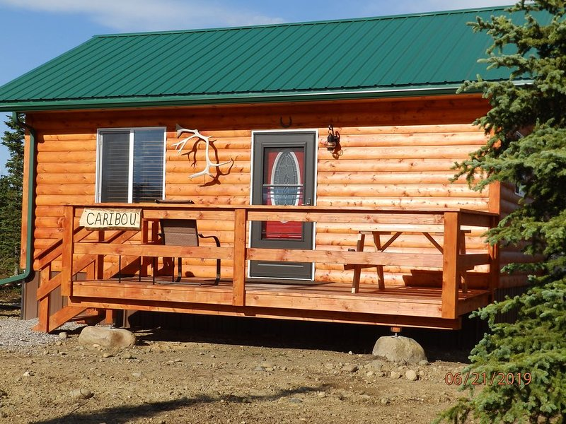 S/R $189 Denali Wildlife Caribou Cabin Luxury with a touch of Rustic.., vacation rental in McKinley Village