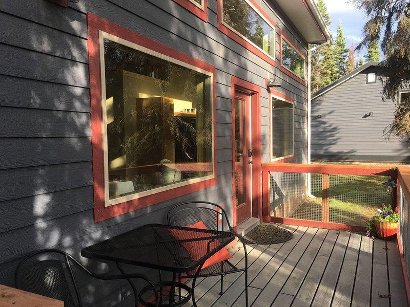 Beautiful Modern Cabin, holiday rental in Soldotna