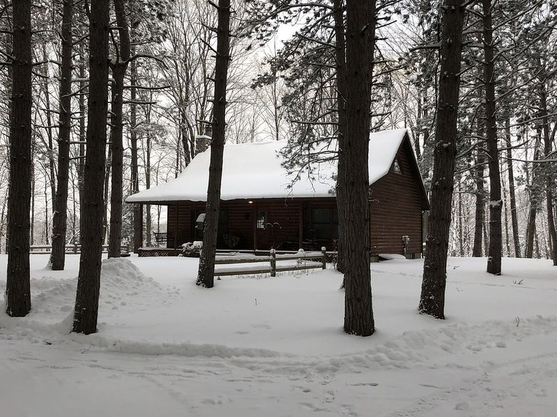 The Perfect Up North Getaway, vacation rental in Kaleva