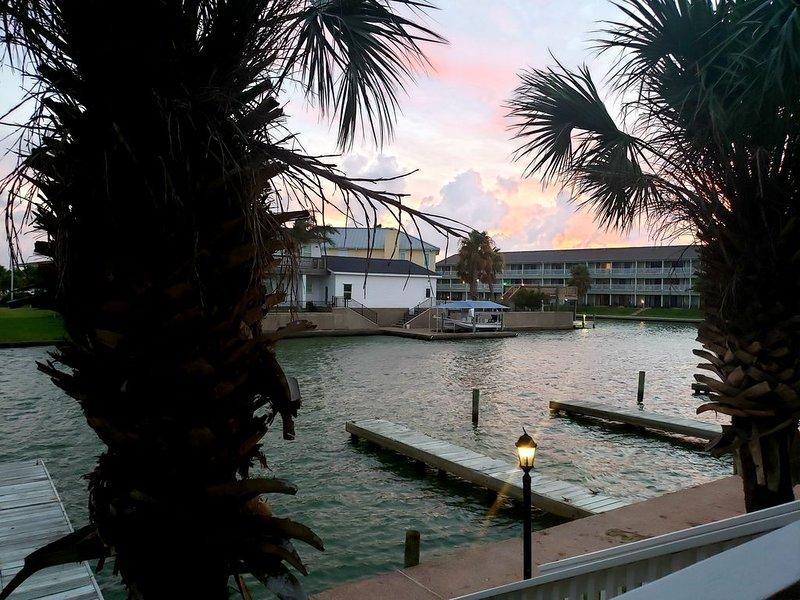 Bayfront Kontiki 403, Ferienwohnung in Rockport