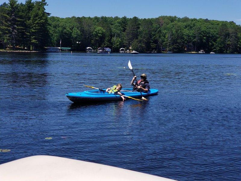 Pavek's Post Lake Retreat, vacation rental in Summit Lake