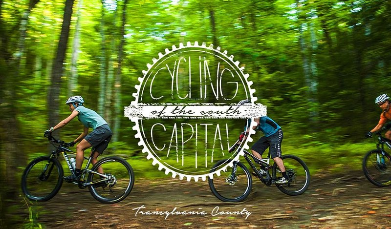 Cycling capital of the South!! Transylvania County