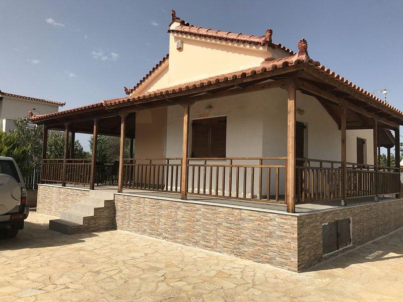 Ionian Seaside Villa-Greek Getaway, holiday rental in Neochori