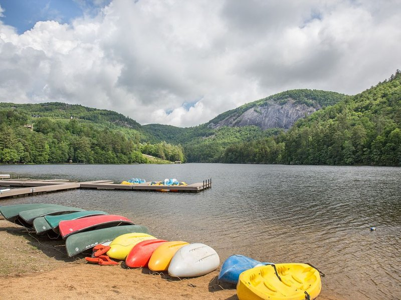 Sapphire Valley Resort Fairfield Lak. All guest have access to SVR amenities
