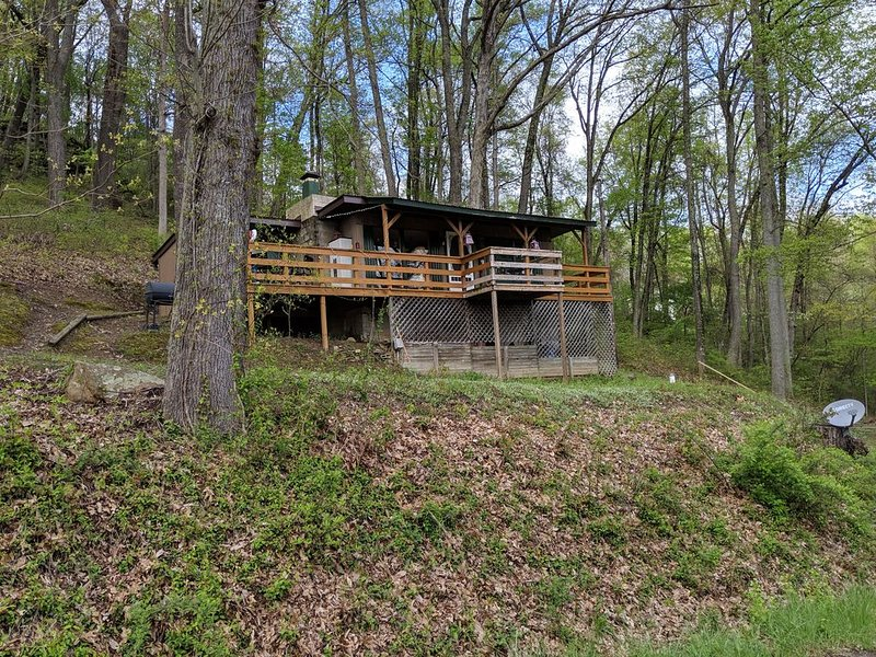 The Tree House of Lancaster, holiday rental in Sugar Grove