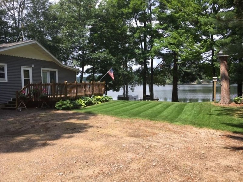 ML Cabin By The Lake, vacation rental in Summit Lake