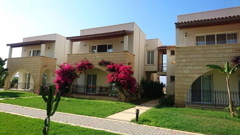 Amazing Mediterrenian  View Unit ., holiday rental in Bogaz