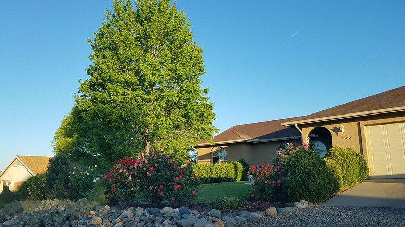 Gorgeous Sanitized Safe home with limited guests. A safe place at this time., location de vacances à Prescott Valley