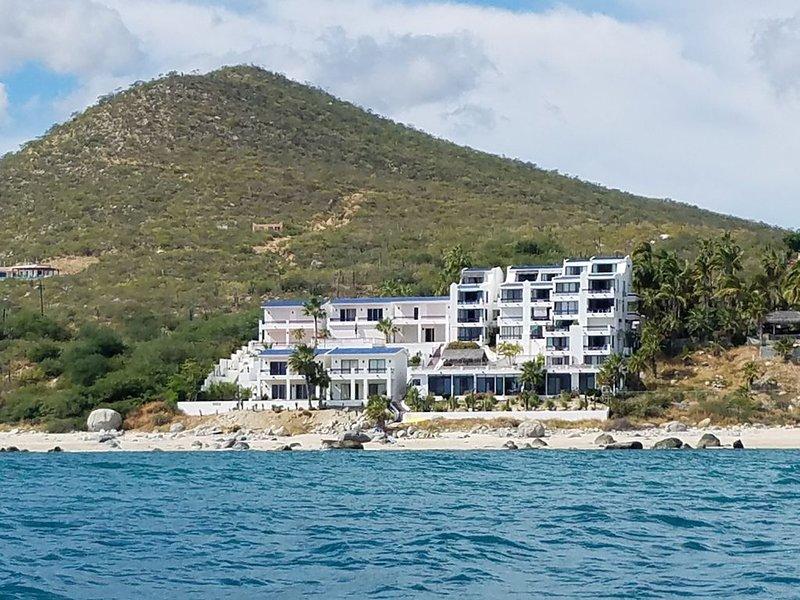 Rental at Mar Y Sol, aluguéis de temporada em Los Barriles