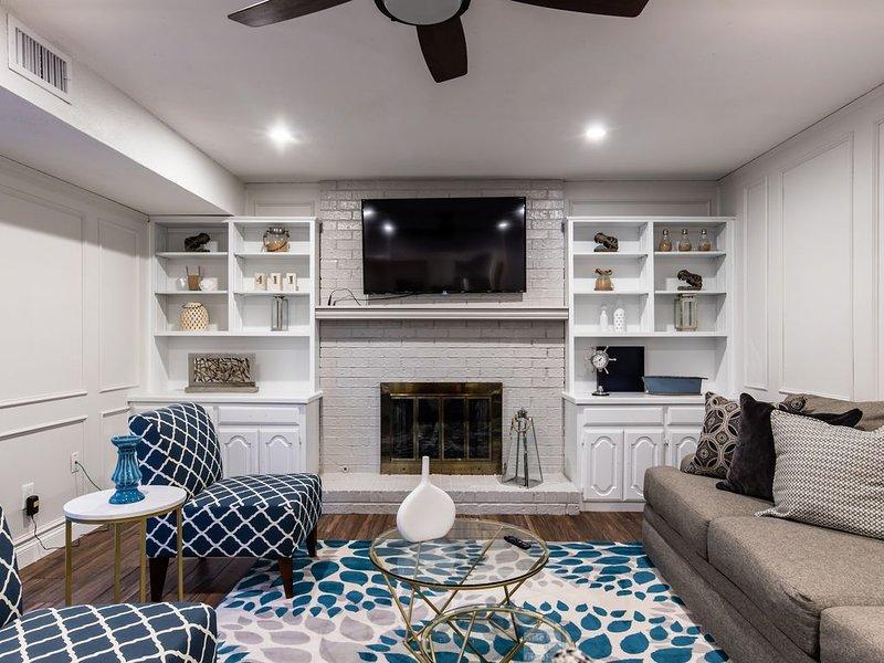 McCartney · Entertainment District Arlington-5 Bedrooms, aluguéis de temporada em Arlington
