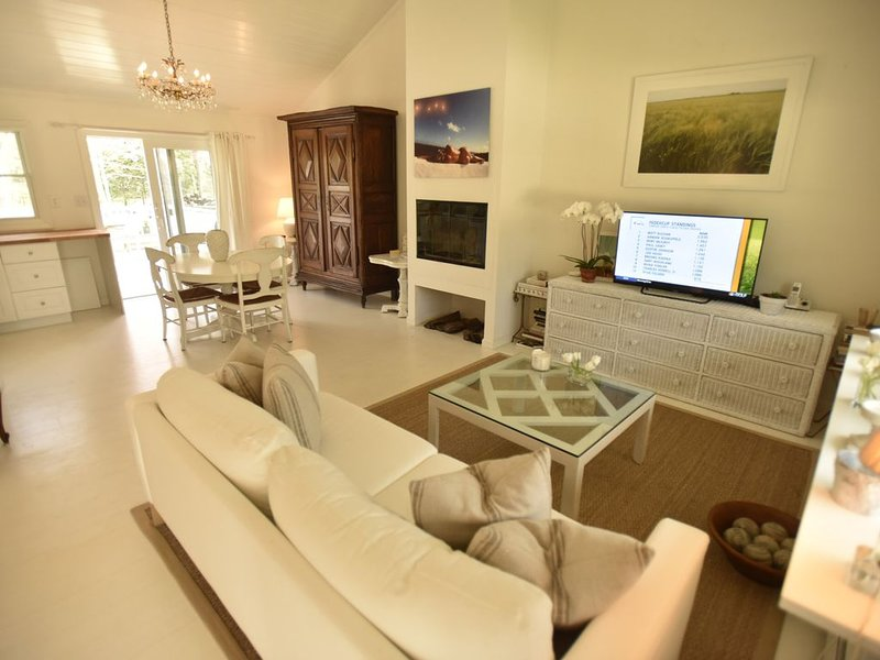 Classic Hampton style in Sag Harbor, vacation rental in Sag Harbor