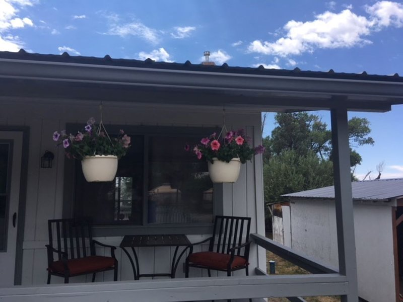 The Golden Getaway, #A, holiday rental in Silver Cliff