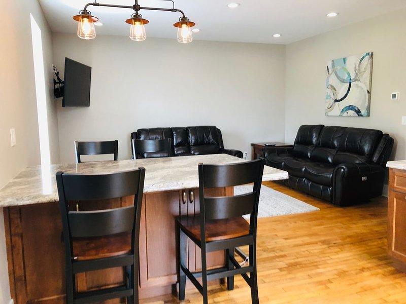 Mona K's-Big Green Rental, location de vacances à Green Lake