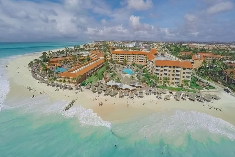 Oceanfront resort, Casa del Mar Beach Resort, Aruba. Two bedroom. Best Rates!, alquiler de vacaciones en Oranjestad