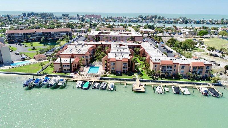 Intracoastal Waterway Getaway, alquiler vacacional en South Pasadena