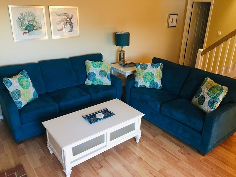 The Wright Place! Family-friendly Townhouse with Boogie boards and beach chairs., location de vacances à Kitty Hawk
