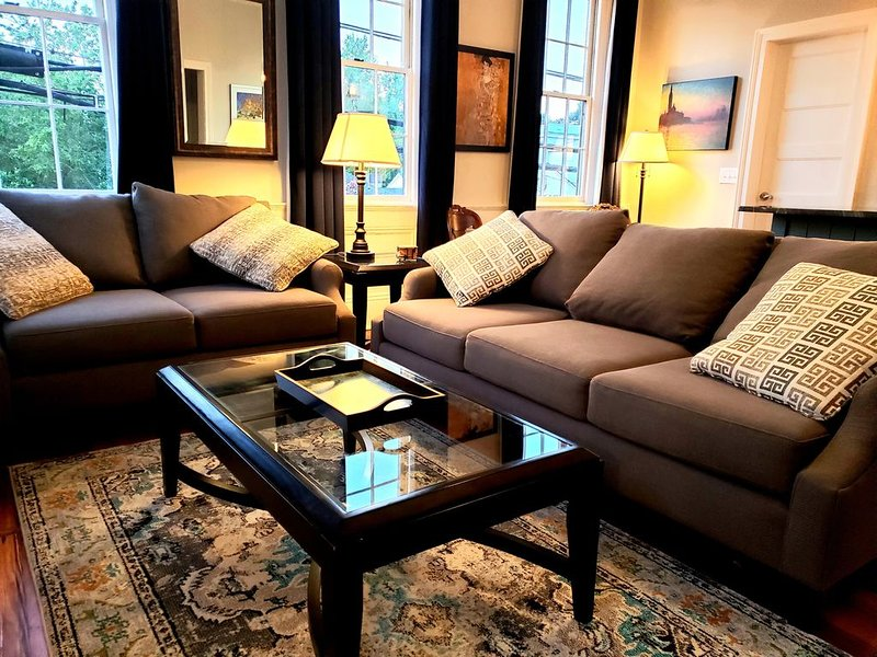 Stylish, Comfortable, Downtown Charmer, holiday rental in Charleston