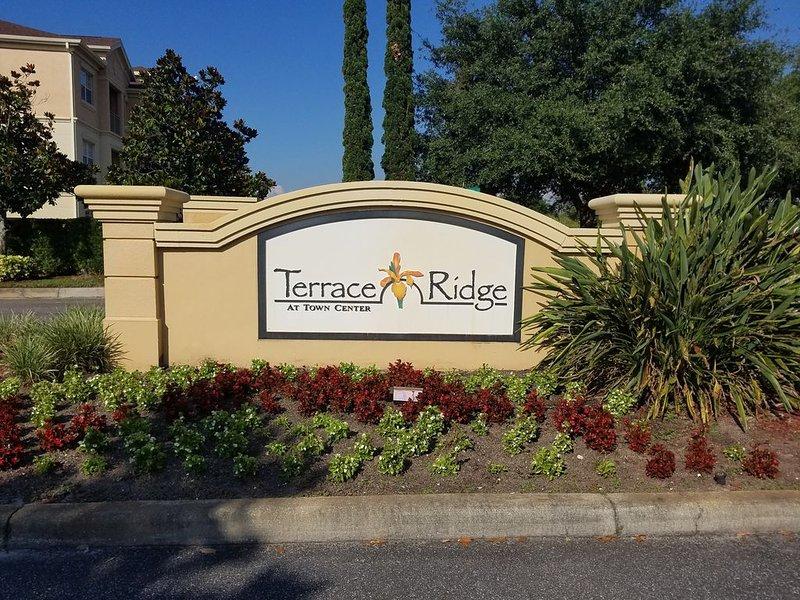 ¡Bienvenido a Terrace Ridge!