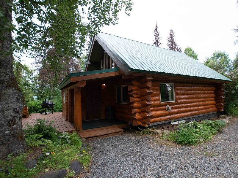 Gate Creek Cabins | Forget Me Not, alquiler vacacional en Trapper Creek