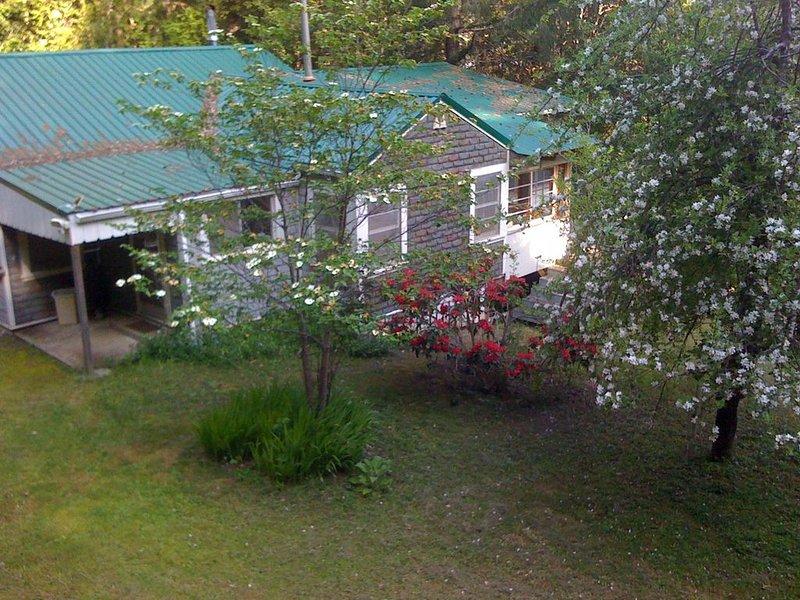 Otter Space Conference Center, location de vacances à Klamath