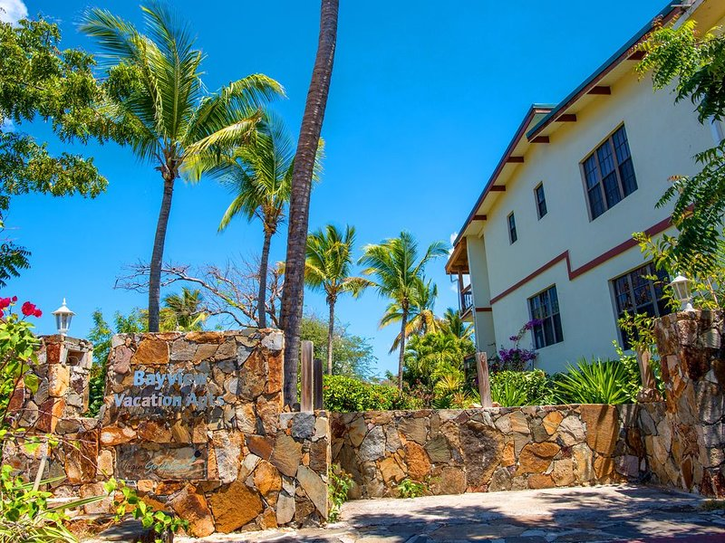 Bayview Vacation Apts - Virgin Gorda - One Bedroom, holiday rental in Gorda Peak National Park