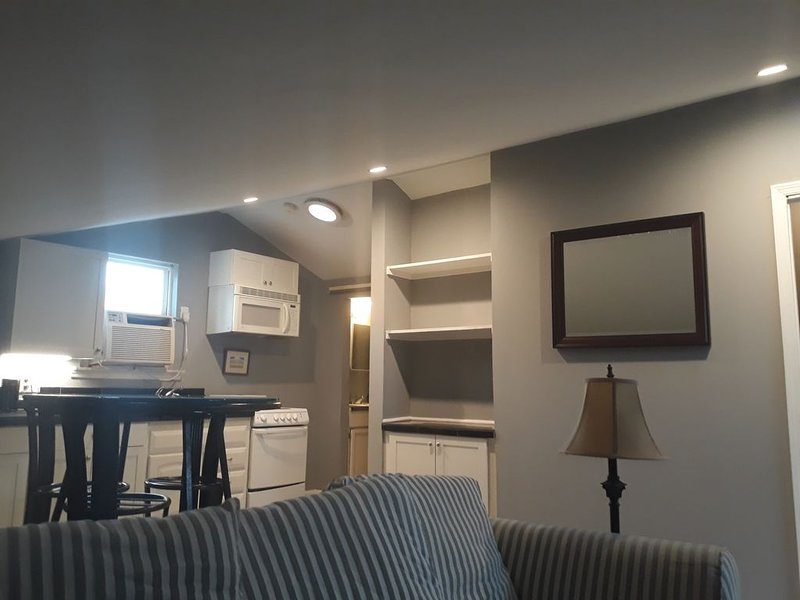 Sleek loft , a few miles from downtown  and everything!, vacation rental in Drayton