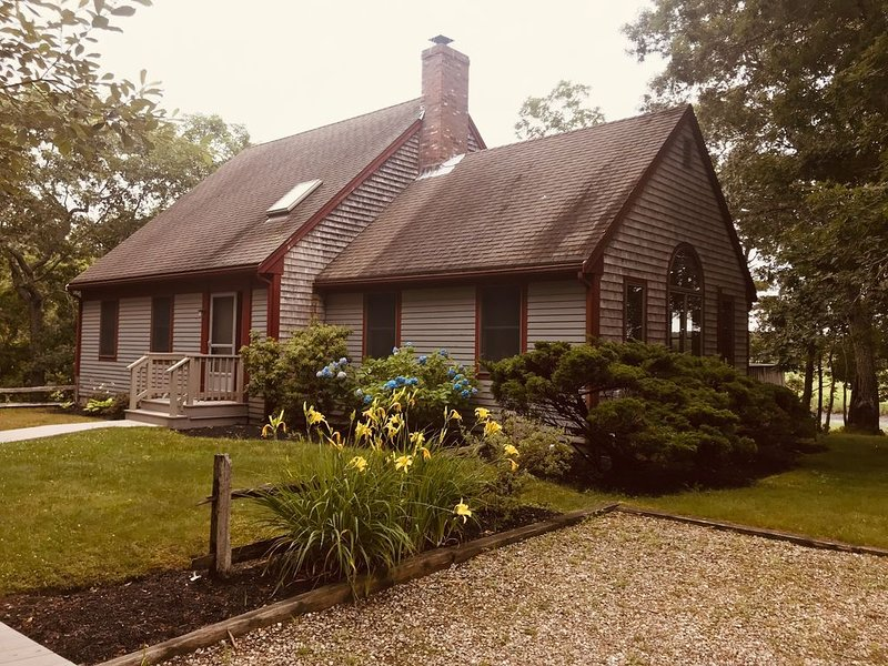 Three Bedroom Vacation Rental Situated On Blackfish Creek In Wellfleet, vacation rental in Wellfleet