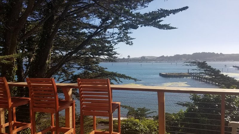 Bird Watcher Paradise 2 Bedroom 2 Bath with Beautiful View, alquiler de vacaciones en Bodega Bay