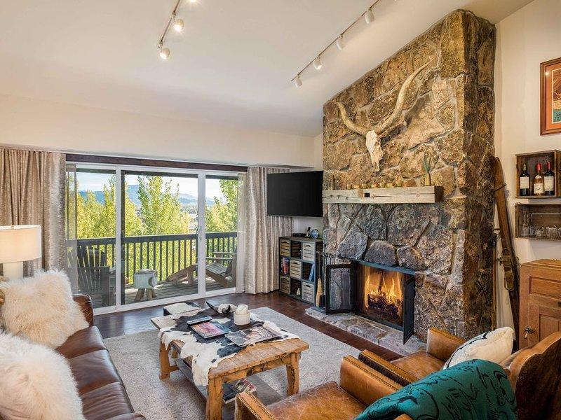 Teton Village 3.5BR/2.5BA  - Walking Distance to Ski Lifts!, alquiler de vacaciones en Jackson