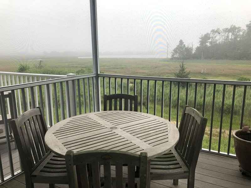 Beautiful View of the Indian River Bay, holiday rental in Long Neck