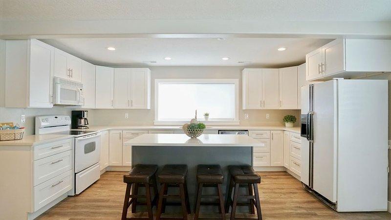 Spacious Basement Apartment with separate entrance, location de vacances à Saratoga Springs