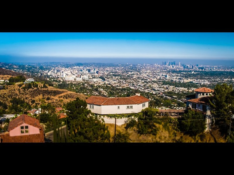 Best View In LA! On The Very Top Of The Hollywood Hills., holiday rental in West Hollywood
