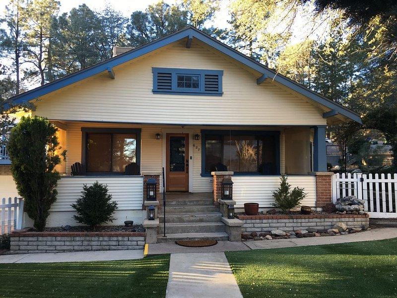 Charming 1925 Craftsman House, vacation rental in Prescott