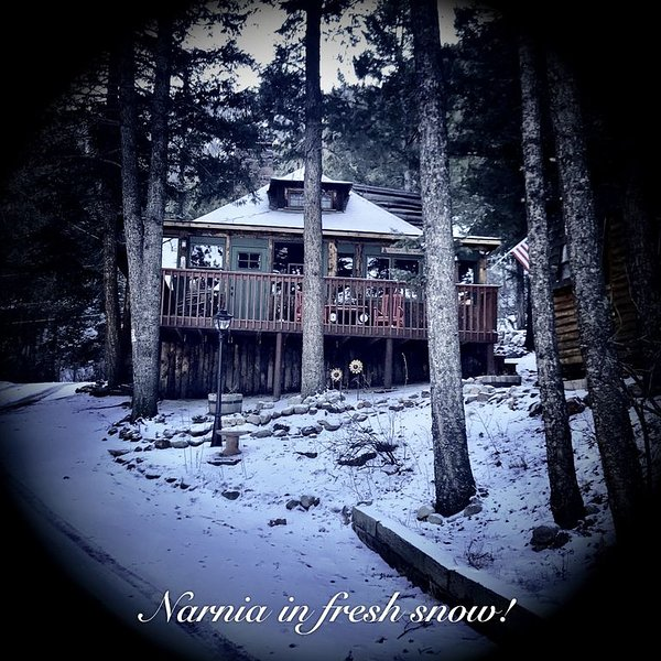 Beautiful Narnia on Pikes Peak - Your adventure begins here!, vacation rental in Green Mountain Falls