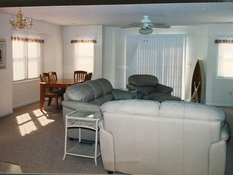 Wildwood  3 bedroom 2 bath condo, holiday rental in Wildwood