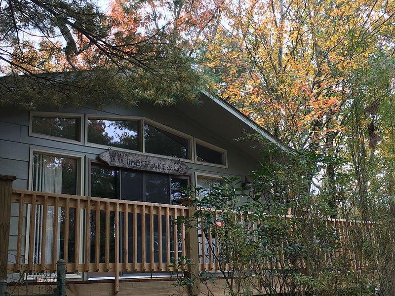 Mountain Retreat, vacation rental in Brevard