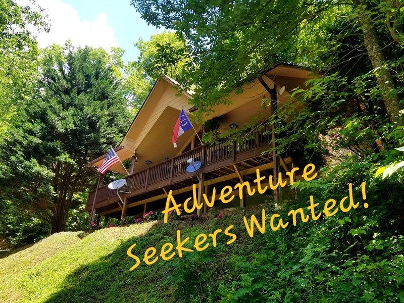 Adventure Seekers Wanted !!  �Explore �Relax �Unwind  Make Memories... ❤, holiday rental in Topton