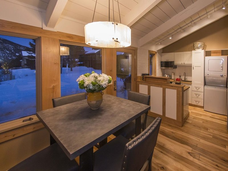 Silver Bow on the Pond - Big Sky Meadow Village, holiday rental in Big Sky